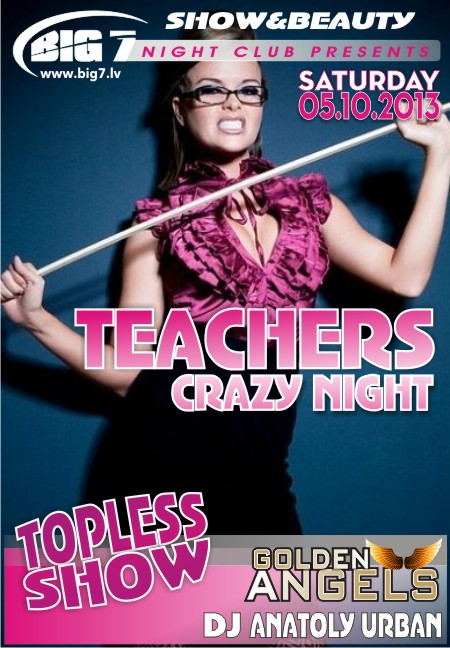05.10.2013 Crazy Teachers - web